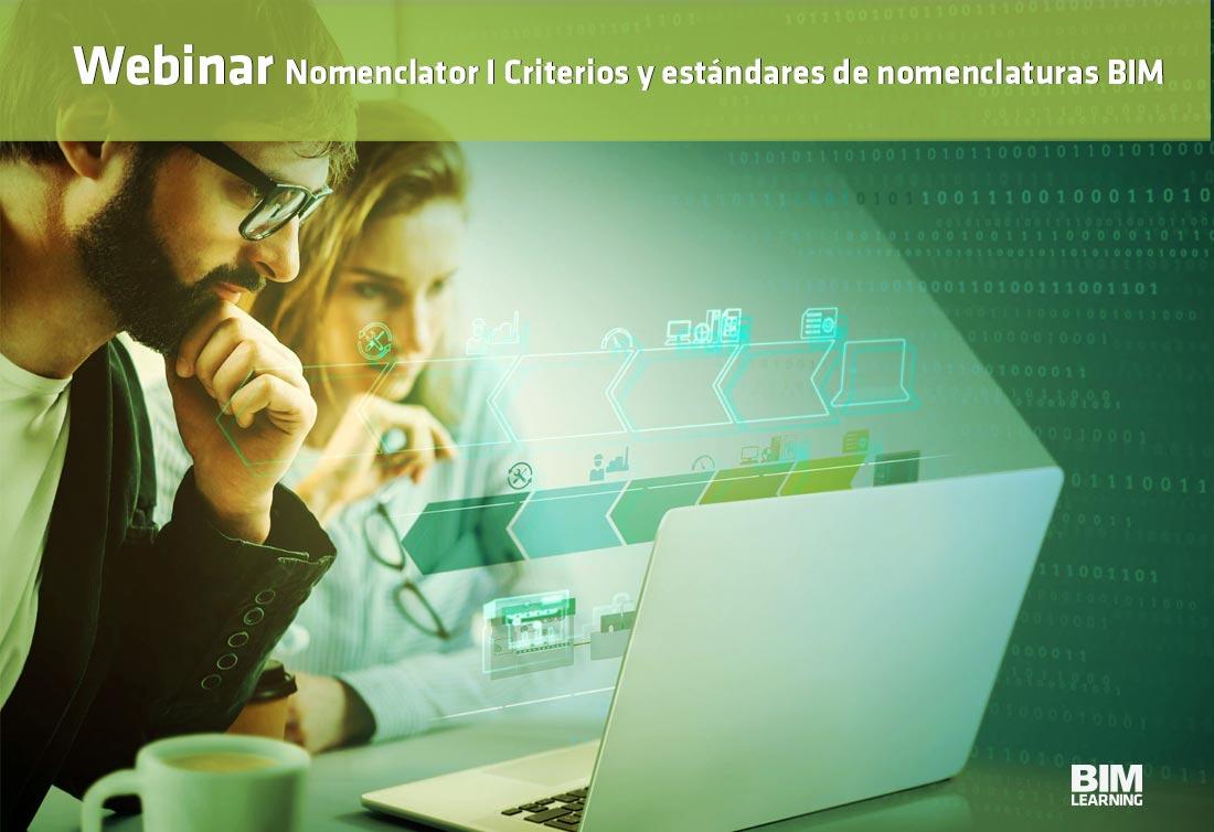 Webinar Nomenclator I Criterios y estándares de nomenclaturas BIM