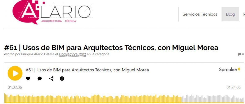 Entrevista en Onsite Podcast de Enrique Alario