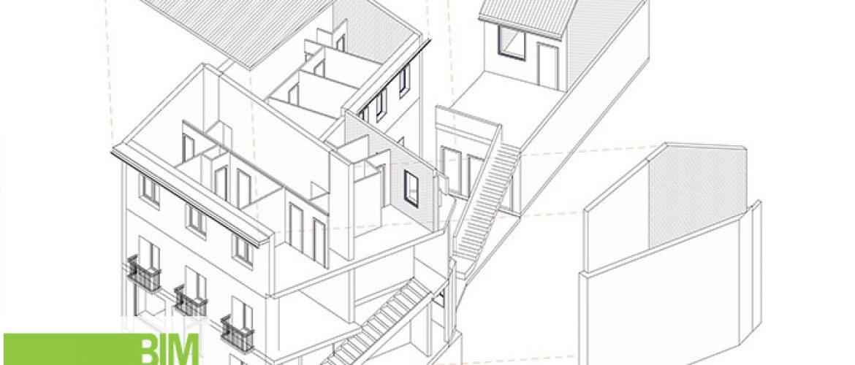 Edificio viivendas en Getafe