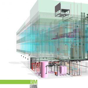 Instalaciones Centro Valladolid - Revit