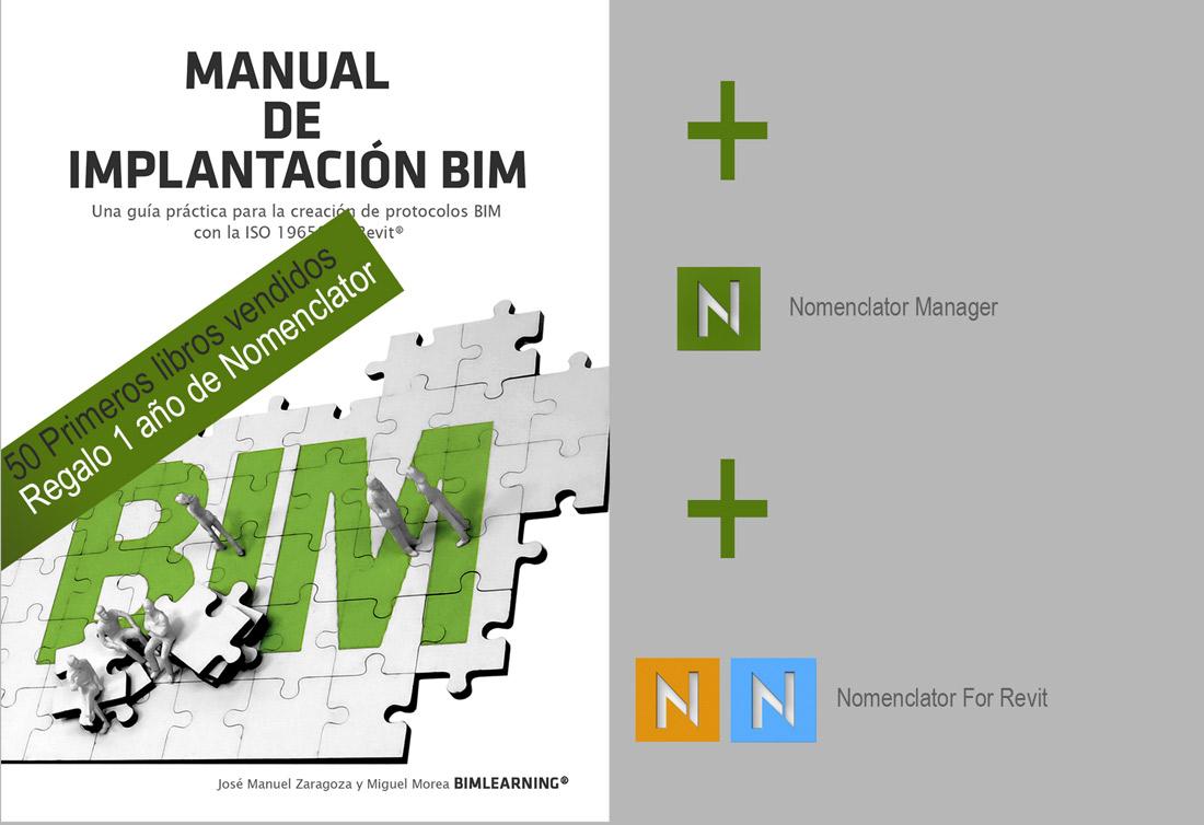 Razones de tres en tres 6. Manual Implantación BIM