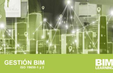 Lanzamiento curso Gestión BIM Online ISO 19650-1 y 2 Bimlearning
