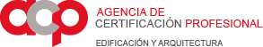 Logo Agencia Certificación Profesional homolagado
