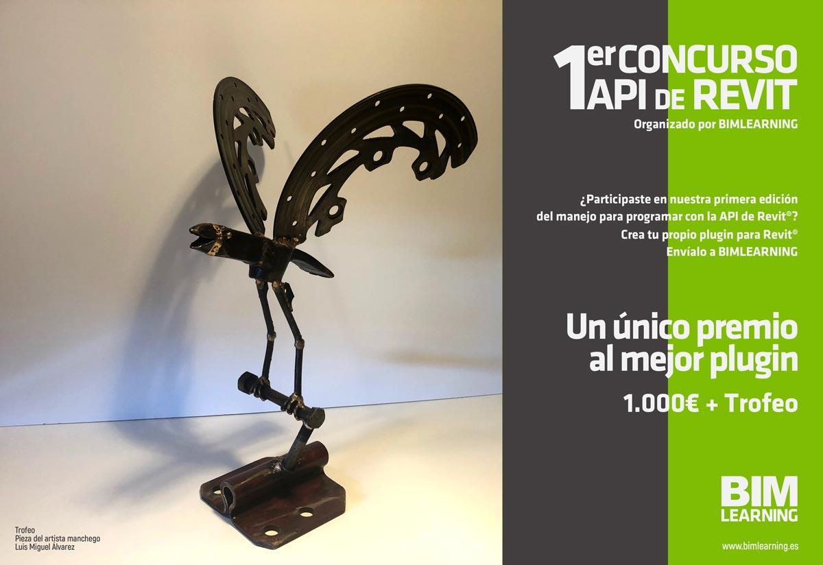 Premio Concurso API Bimlearning 2019