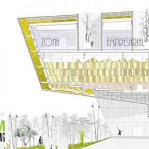 Propuesta Modelado Bim Centro Cívico Toledo