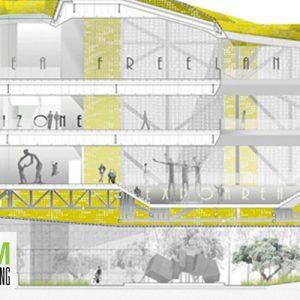 Propuesta Modelado Bim Centro Cívico Toledo 2