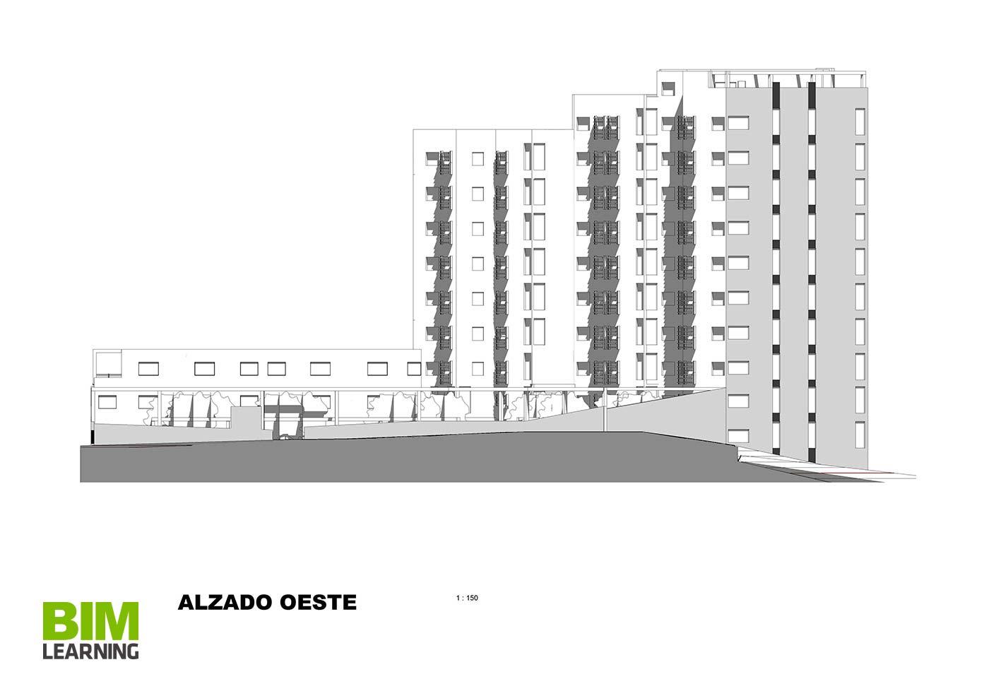 Proyecto Viviendas en Uva - Hortaleza