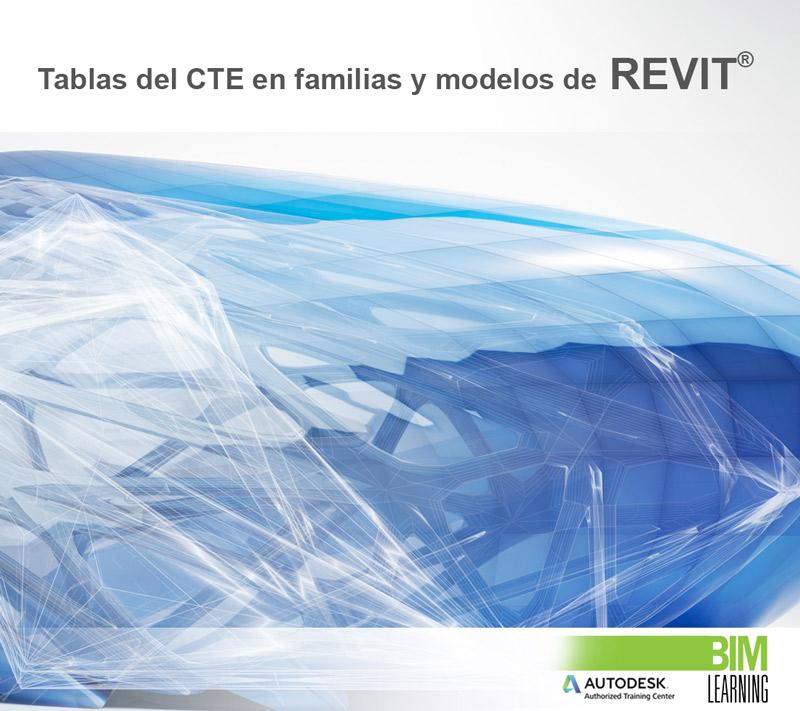 Tablas del CTE en familias y modelos de Revit - BIMLEARNING